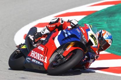 Erstes Podium der Saison: Alvaro Bautista erlöst Honda in Barcelona