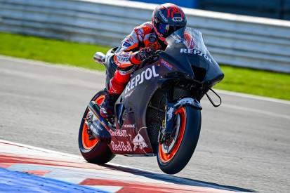 Marc Marquez: 2022er-Honda folgt einem neuen Konzept