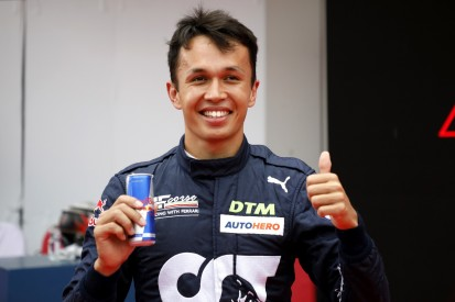 Alexander Albon: Was die DTM von der Formel 1 unterscheidet