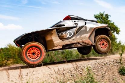 100 Tage bis zur Rallye Dakar: Entwicklung bei Audi in heißer Phase