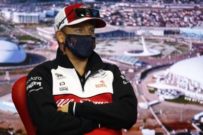 Kimi Räikkönen: In Monza nicht das ganze Rennen geschaut