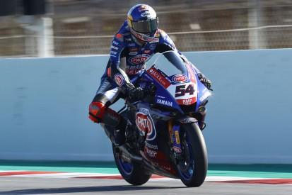 WSBK Jerez FT1: Yamaha, Ducati und Kawasaki in den Top 3, Folger auf P15