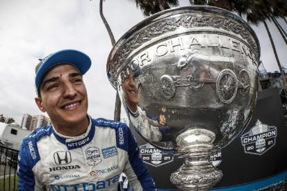 """Lob für IndyCar-Champion Alex Palou: """"In vielerlei Hinsicht sehr Dixon-ähnlich"""""""