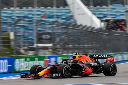 Platz neun statt Podium: Sergio Perez in Sotschi gleich doppelt im Pech