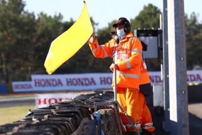 Rossi: Junge Fahrer sind zu aggressiv, respektieren gelbe Flagge nicht