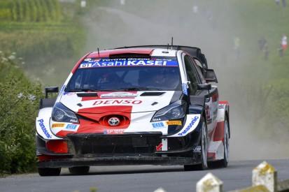 """Ogier erwartet """"großen Kampf"""" mit Evans bei der Rallye Spanien"""