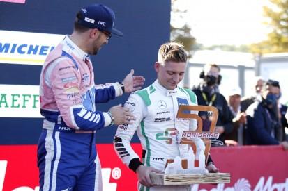 Maximilian Buhk holt bei Norisring-Finale erstes Space-Drive-Podium in DTM