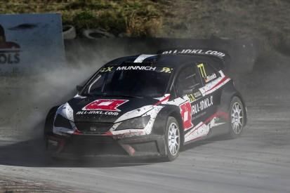 WRX 2022: Münnich Motorsport geht mit zwei Elektro-Autos an den Start