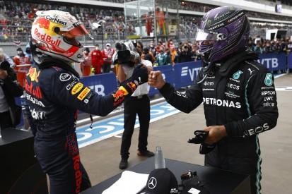 """Bottas: Rivalität Hamilton vs. Verstappen ist """"nichts Persönliches"""""""