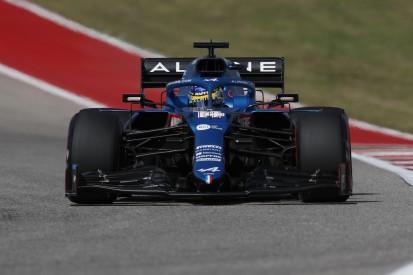 Alle Teile neu: Auch Fernando Alonso kassiert Motorenstrafe in Austin