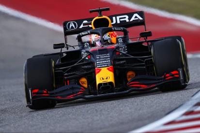 F1 USA 2021: Verstappen am schnellsten, Bestzeit für Perez