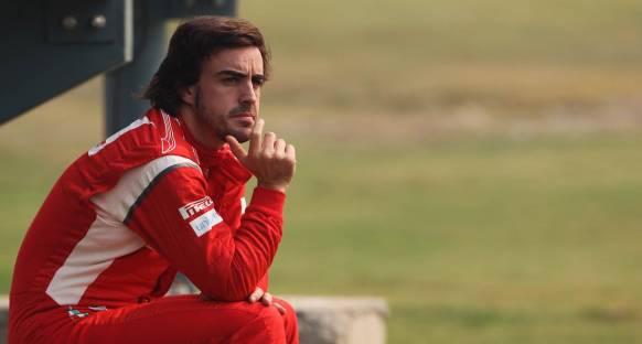 Alonso şampiyonluk şansı konusunda iyimser