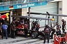 Red Bull: Vettel'in lastik sorunu sürprizdi