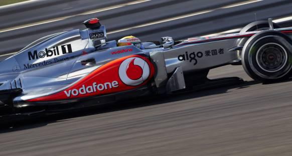 Hamilton: Vettel'i yenecek hıza sabibiz