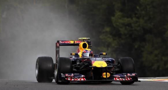 Webber: Sıralamalar ve iyi bir start önemli