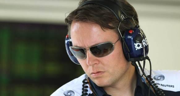 Sam Michael resmen McLaren'da