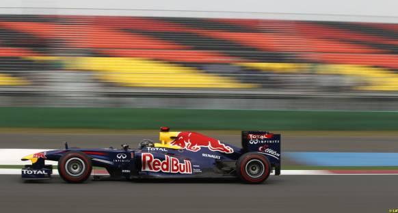 Vettel'in hareketine inceleme