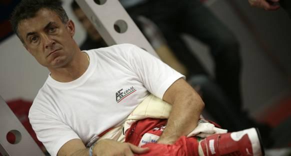 Alesi 47 yaşında Indy 500'de yarışacak
