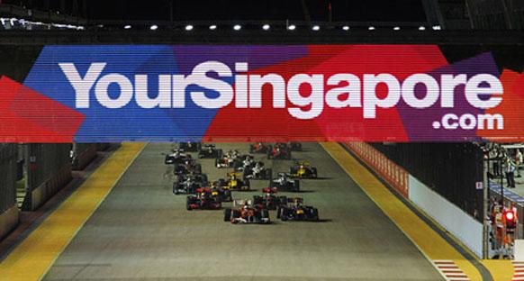 Singapur Grand Prix değerlendirme