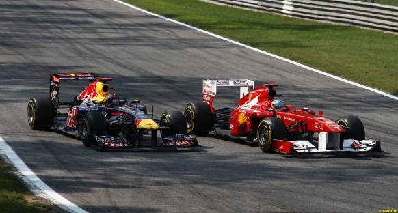 'Vettel estetik bir şekilde şampiyon olmak istiyor'