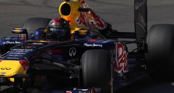 Vettel: Monza'da rakibimiz McLaren