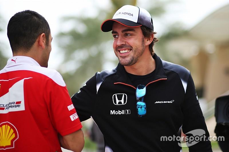 "Alonso: ""Ferrari siempre estará en mi corazón"""