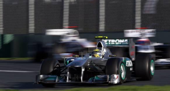 Rosberg: Bu araçla kimse kazanamaz