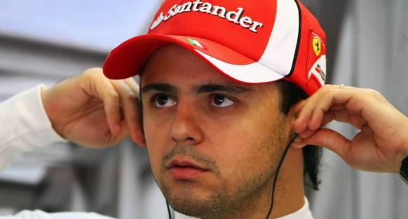 Massa: Yeni parçalarla downforce'u artırdık