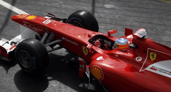 Alonso difüzör yasağından ümitli