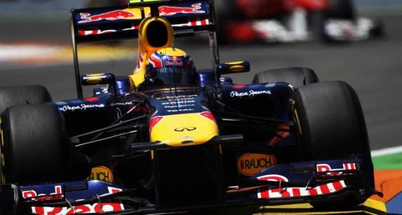Webber: İkinciliği kaybetmek benim hatamdı