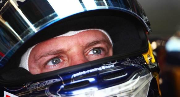 Vettel son turdaki hatanın üzüntüsünü yaşıyor