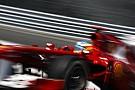 2011 Kanada Grand Prix Cuma 2. antrenmanlar - Alonso zirvede