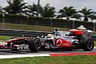 McLaren iki DRS bölgesi konusunda temkinli