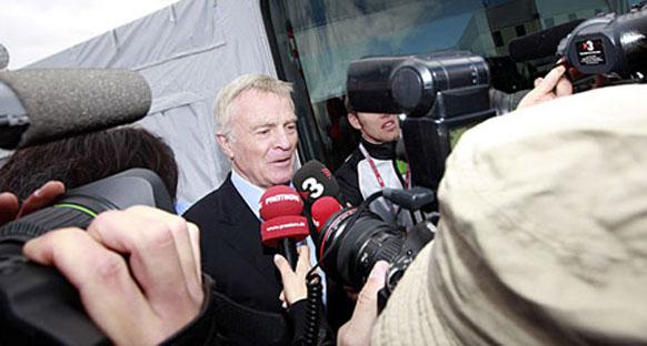 Mosley: Bahreyn GP'nin bu sene hiç şansı yok