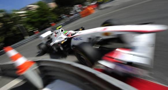 Perez Monako'da yarışmayacak