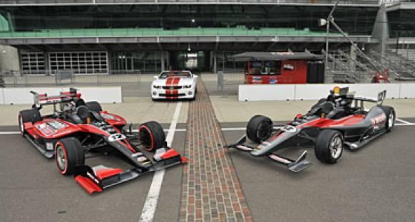 Dallara'nın 2012 IndyCar araçları görücüye çıktı