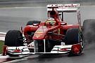 F1 camiası sollama oranından memnun