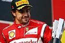 Alonso: Ferrari artık yarışlardan keyif alabilir