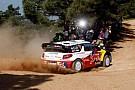 Loeb İtalya Rallisinde son güne lider girdi