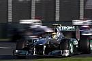 Rosberg'in 8. viraj yorumu