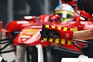 Ferrari hidrolik problemlerinden dertli