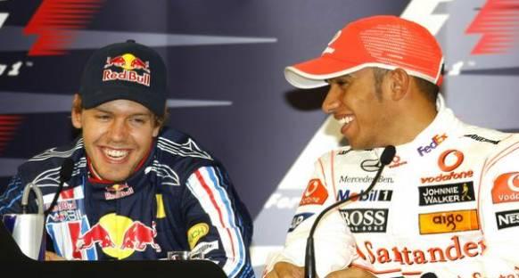 Hamilton: Vettel ile takım arkadaşlığı mümkün