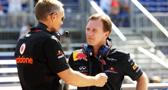 RBR: Webber'in aracında büyük bir sorun yok