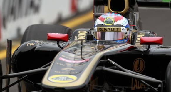 Petrov: Yarın araç performansı daha yüksek olacak