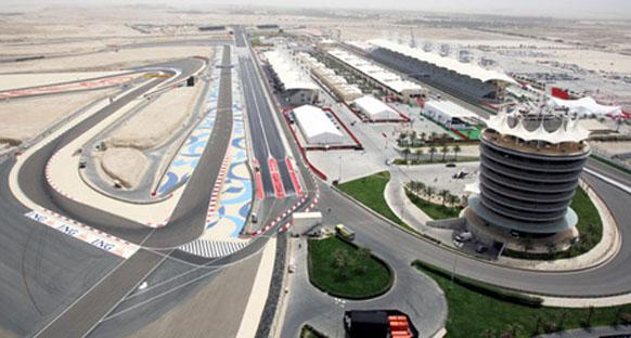 Bahreyn GP ümitleri zayıflıyor