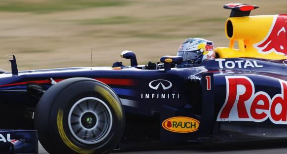 Barcelona testleri 2. gün - Vettel sahnede