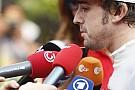 Alonso'dan Pirelli'ye eleştiri