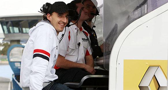 Kubica: 2011'de yarış kazanmak istiyorum