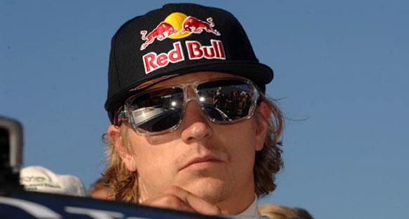 Raikkonen bu yıl 10 ralli yarışacak