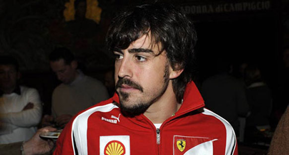 Alonso'ya göre en büyük tehdit Schumacher